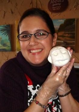 Blog bakery sculpture
