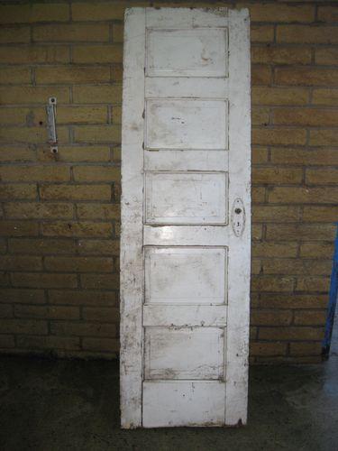 What??? An old door???