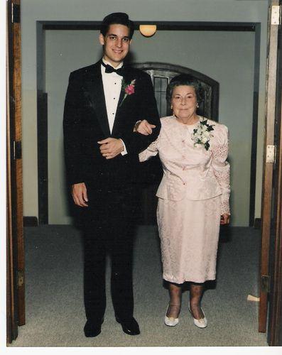 John Gina Wedding w Gram[1]