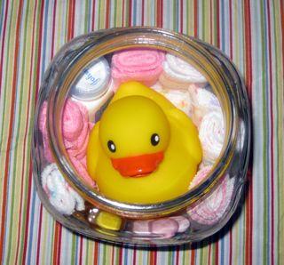Jar o bath goodies
