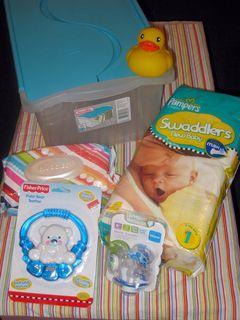 Box o baby basics