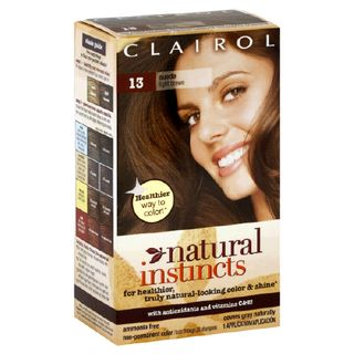 Clairol Natural Instincts Suede