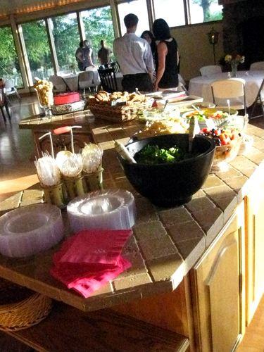 Jenn's 40th birthday buffet