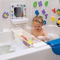 Tub Hub Toy Organizer At One Step Ahead