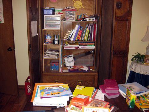 School needs to get organized
