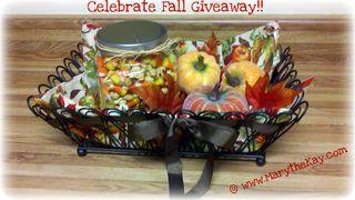 Celebrate Fall Giveaway