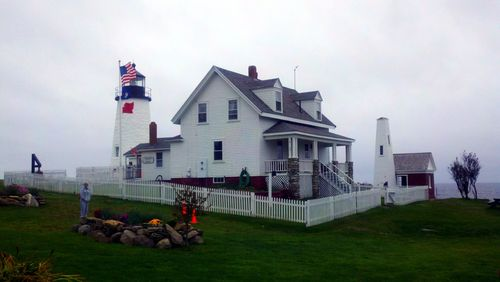 Day 2 Pemaquid light house