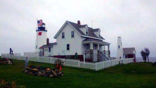 Day 2 Pemaquid light house