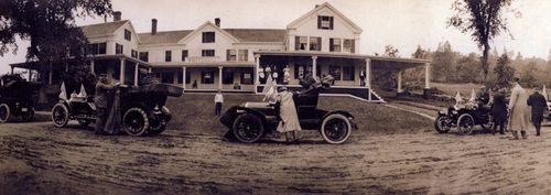 Whitehall Inn historic picture from website