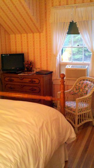 Day 3 whitehall inn bedroom 1