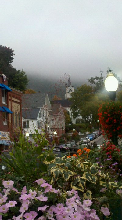 Day 3 downtown Camden Maine shopping
