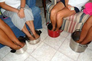 Spa night soaking feet2