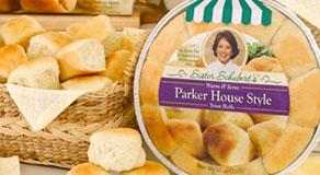 Sister Schubert's Parker House Rolls