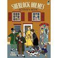 Sherlock Holmes Activity Book