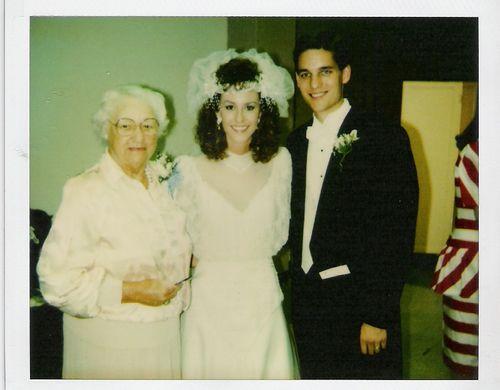 John Gina Wedding w Gram Y[1]