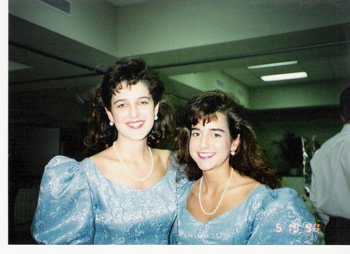 John Gina Wedding Sisters[1]
