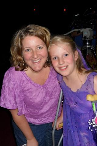 Becca and Carissa
