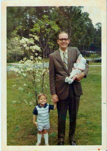 Pops ja and baby mk