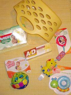 Basket baby basics