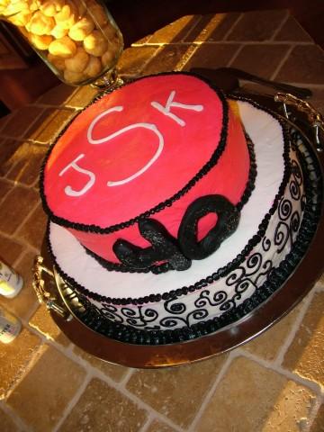 Hot mama cake
