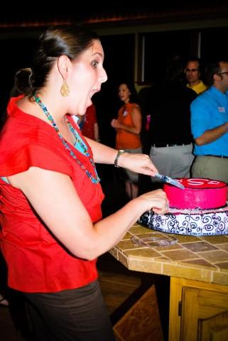 Fabulous cake cutter