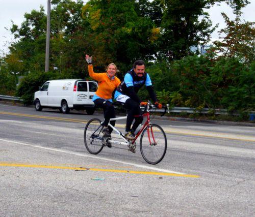 Day 2 bike ride Maine ritchey