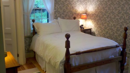 Day 3 whitehall inn bedroom 2