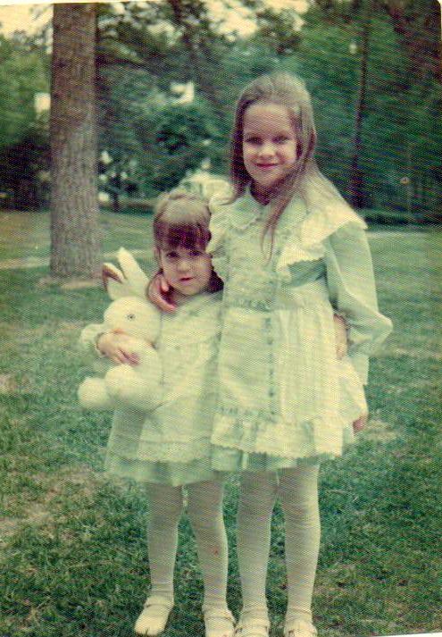 Sisters Easter
