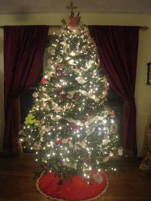 Christmas tree 2010