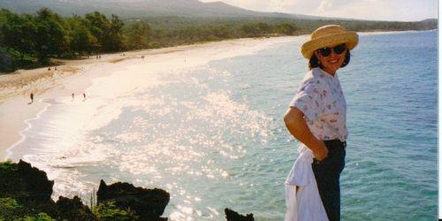 Spring Break in Maui -overlooking the beach