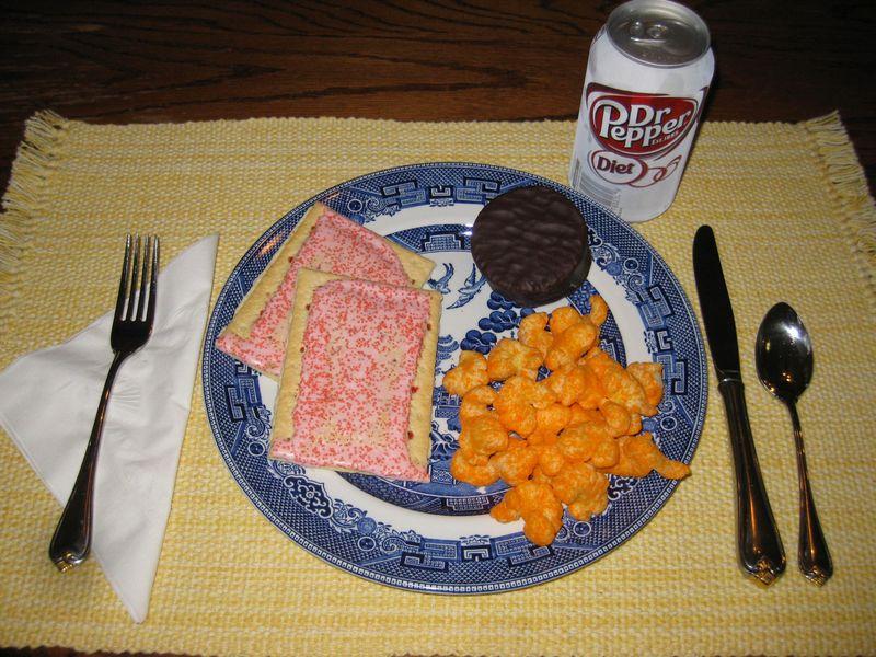 Quick junk food dinner kids will love diet dp