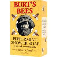 Favorite Peppermint products burt's bees peppermint soap