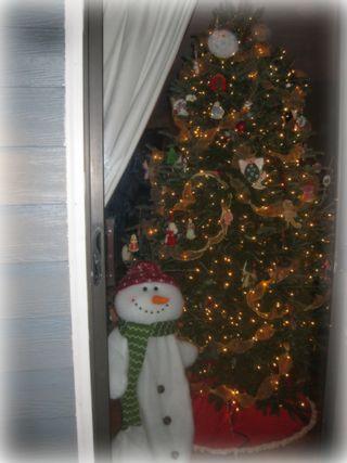 Christmas jake the snowman