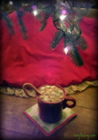 Marythekays hot cocoa