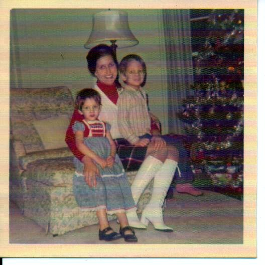 Christmas...a long time ago