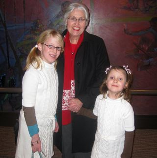 Little House Musical with Nana