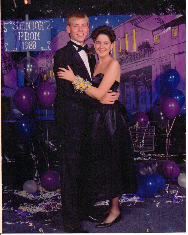 Retro dresses Senior prom