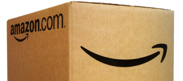 Amazon box 2