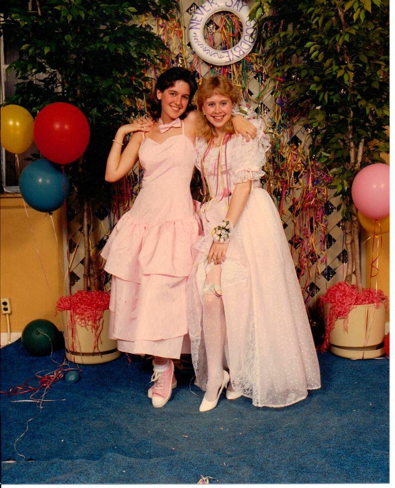 Retro dresses Junior prom