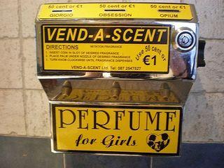 Perfume dispenser