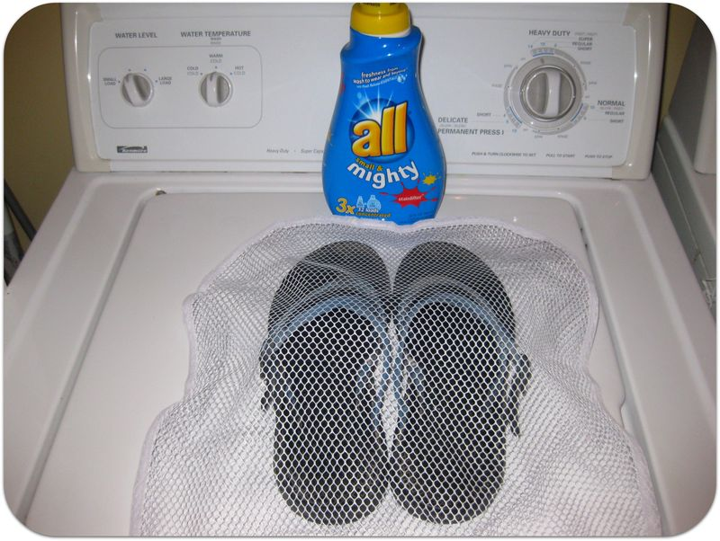 How to clean Chaco sandals washing instructions pic
