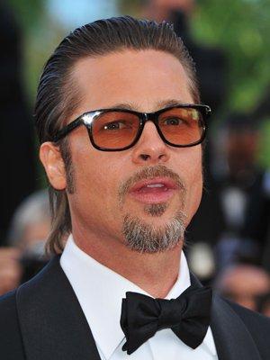 Brad Pitt 3 strikes you're out