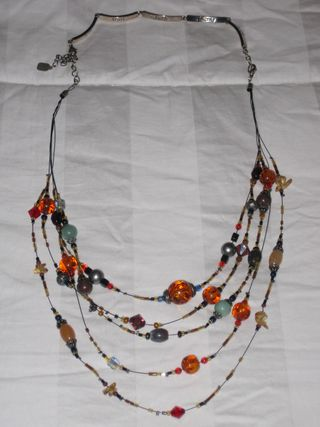 How to lengthen a necklace