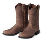 Ariat mens' roper boots