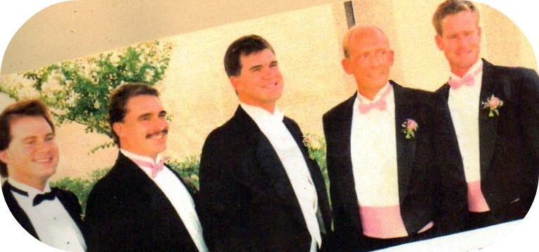Dave todds groomsmen