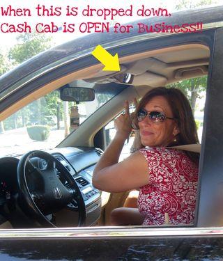 Carpool Rockstar plays cash cab