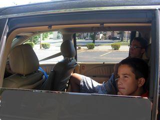 Carpool rockstar cash cab contestants