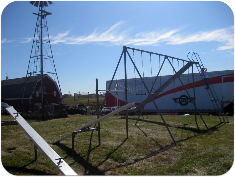 South Dakota Pioneer Power playground