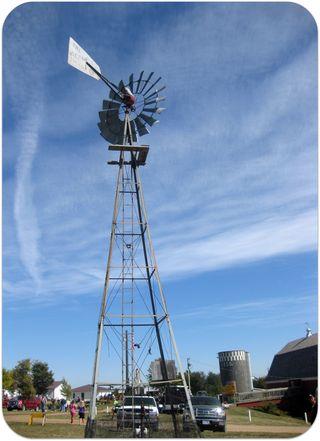 South Dakota Pioneer Power windmill