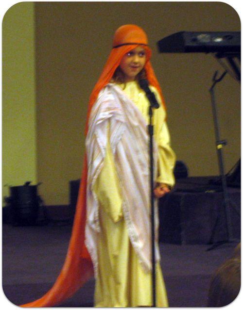 History Banquet Sarah speech